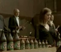 "VB's ""Beer Bottle Symphony"""