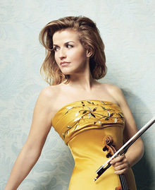 Anne-Sophie Mutter - Violinist